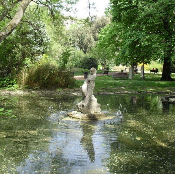 Giardino pubblico: itinerario Svevo a Trieste