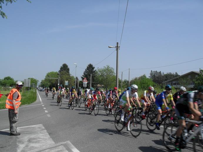 The important bike race