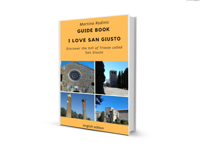 i love saint giusto guide book