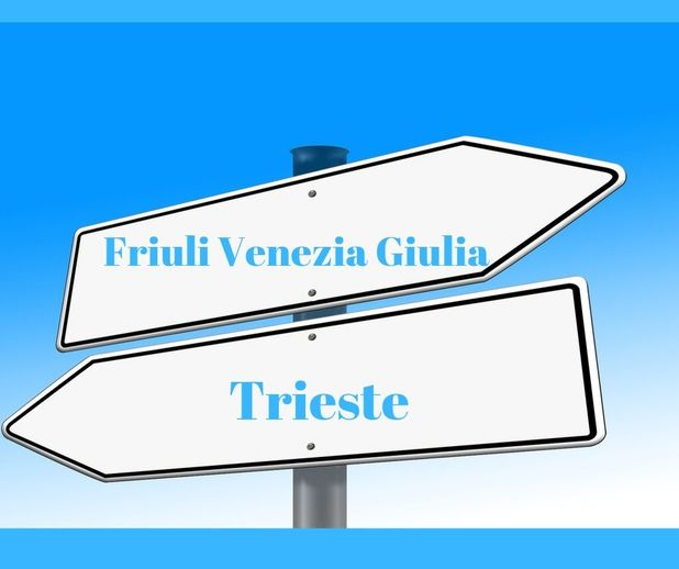 How to get to Trieste:by train,by bus, by car, by plane