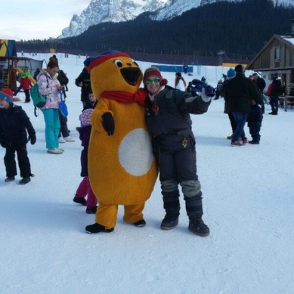 Nevelandia a Sappada con bambini