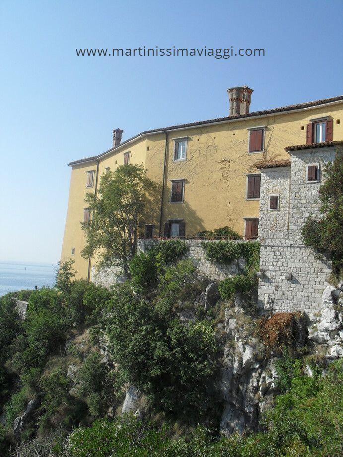 sentiero rilke castello