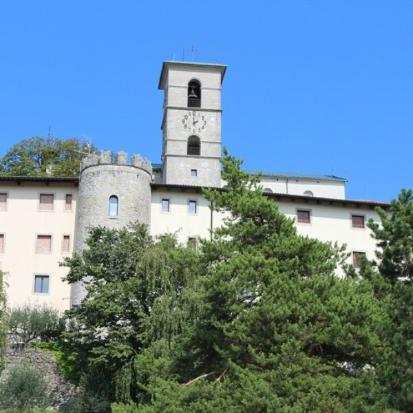 Perchè è nera la Madonna di Castelmonte?