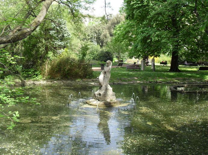 giardino pubblico trieste