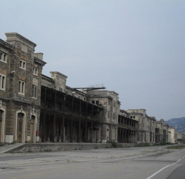 Il Porto Vecchio a Trieste