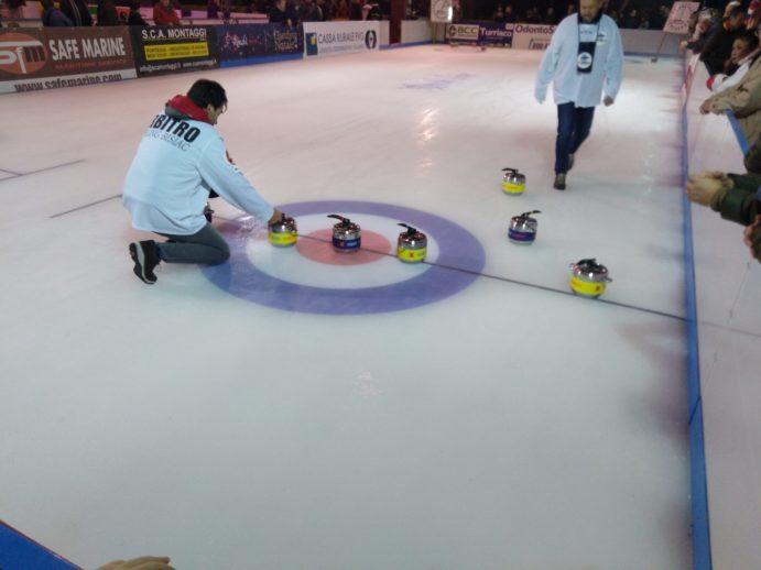 curling bisiac