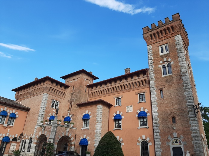 castello spessa casanova