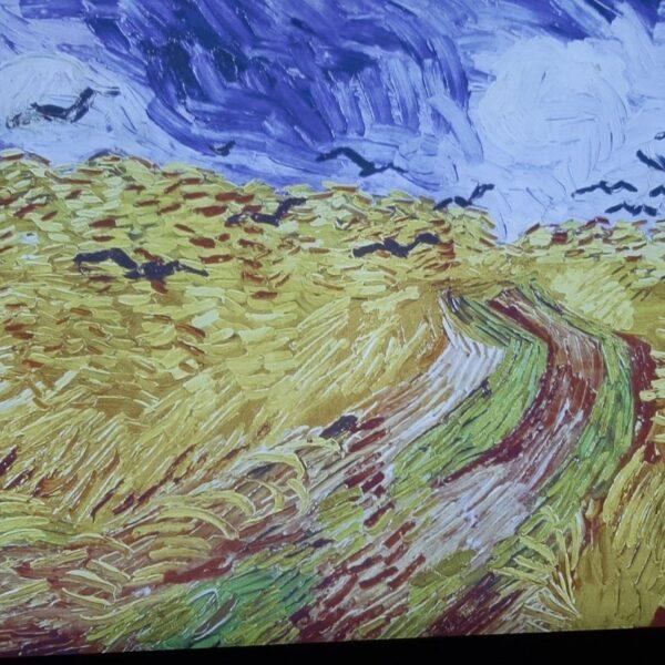 Mostra di Vincent Van Gogh: il Tiare Shopping è arte!